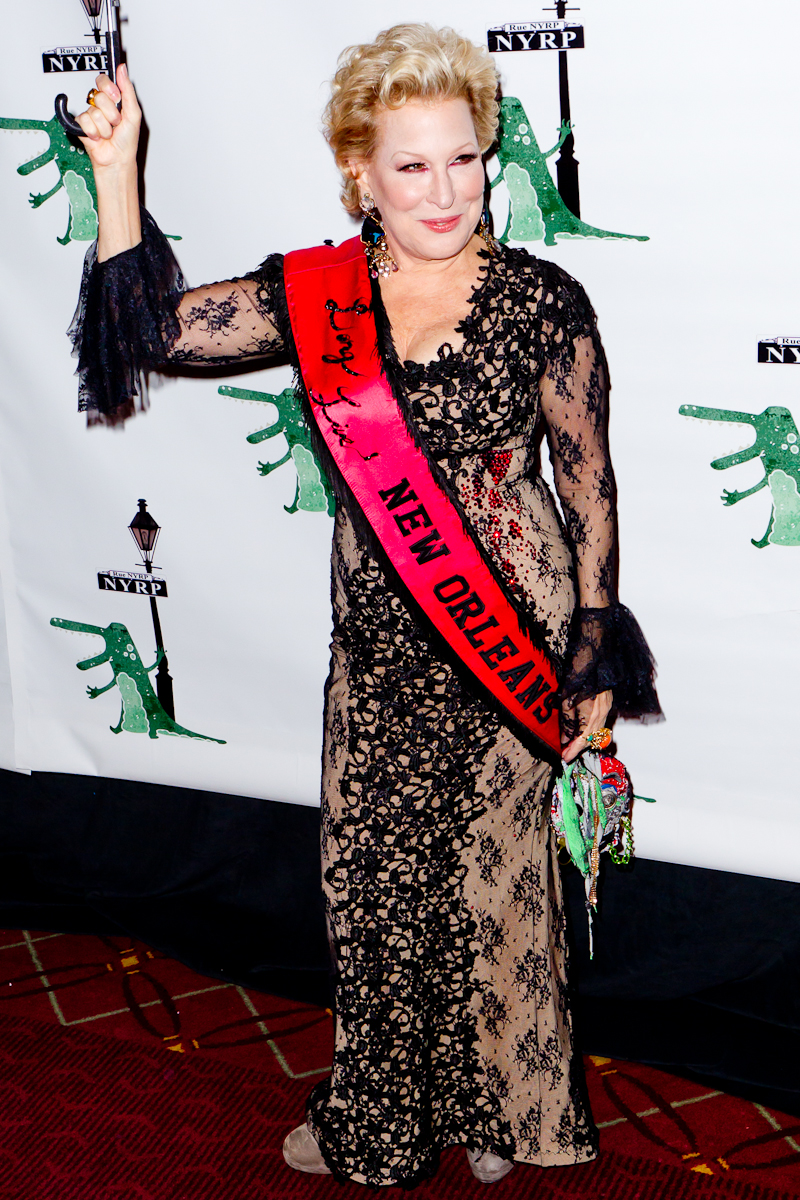 Bette Midler's Hulaween Party at Waldorf Astoria
